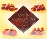 Цукерки Roshen Assortiment Elegant 145г