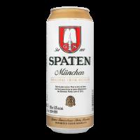 Пиво Spaten Munchen світле ж/б 0.5л х20