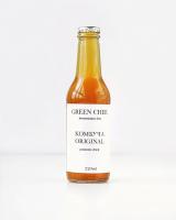 Напій Green Chef Камбуча Ginger&B на основі чаю б/а с/б 220мл х2
