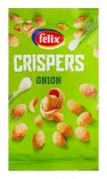Арахіс Felix Crispers зелена цибуля пак. 140г