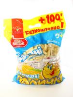 Палички кукурудзяні Мак-Дак молочні 400+100г х7