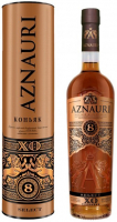 Коньяк Aznauri Select XO 8* 40% 0,5л (тубус)