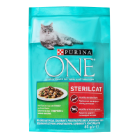 Корм Purina One Sterilcat 85г х24