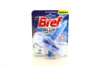 Засіб Bref для унітаза Blue aktiv З хлор-компонентом 50г х6