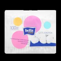 Ватні палички гігієнічні Bella Cotton, 100 шт.