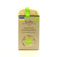 Хліб Хлібіо Бездріжджовий пшеничний 400г