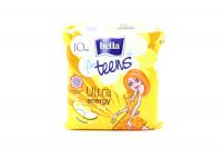 Прокладки Bella for Teens Ultra Energy 10шт х6
