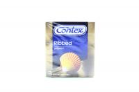 Презервативи Contex Ribbed 3шт х24