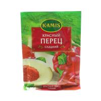 Приправа Kamis перець червоний солодкий мелений 20г