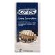 Презервативи латексні Contex Extra Sensation, 12 шт.