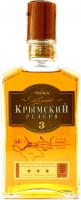 Коньяк Tavria Кримський резерв 3* 40% 0,5л х6