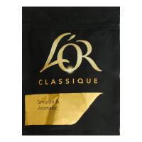 Кава LOR Classique розчинна сублімована 60г х10