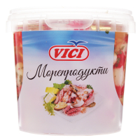 Креветки Vici Mini з прянощами в часниковій олії 340г