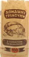 Грінки Домашні гріночки з томатом та базиліком 100г х12