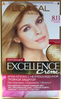 Фарба для волосся LOreal Excellence Creme 8,13
