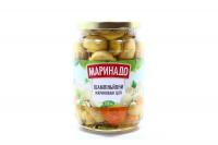 Гриби Маринадо шампіньйони цілі мариновані 720мл х16