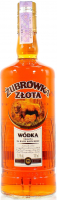 Настоянка Zubrowka Zlota 37,5% 0,7л х6