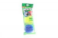 Губки Paclan Practi кухонні пластикові 3шт х6