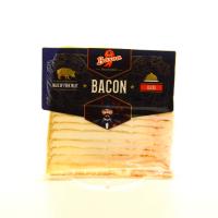 Бекон Baron свинячий сирокопчений нарізка 150г х15