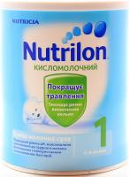Суміш Nutricia дитяча Nutrilon 1 молочна суха 400г х6
