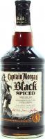 Ром Captain Morgan Black Spiced 40% 0,7л х3