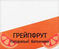Батончик Кохана натуральний Грейпфрут 40г