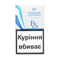Сигарети Parker&Simpson Compact Silver