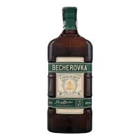 Настоянка Becherovka unfiltered на травах 0,5л х3