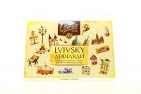 Цукерки Світоч Lvivsky дефіляди 205г х20