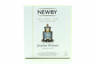 Чай Newby Jasmine Princess зел.байх. 15пак 37,5г х4
