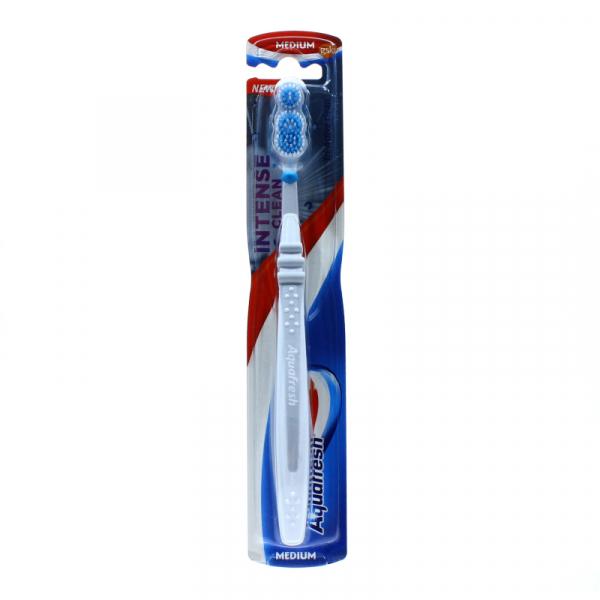 ... Зубна щітка Aquafresh Intense Clean Medium х6 ... 25b40b7620753