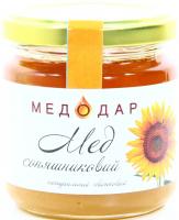 Мед Медодар соняшниковий 250г