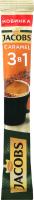 Напій кавовий Jacobs 3в1 Caramel 15г х24