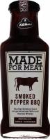 Соус Kuhne Made for meat Барбекю з копченим перцем 235мл
