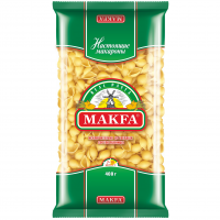 Макарони Makfa Мушлі 400г х20