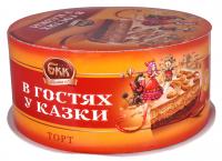 Торт БКК В гостях у казки 450г х6