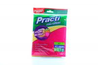 Ганчірка Paclan Practi з мікрофібри 32*32см