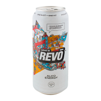 Напій Revo Alco Energy енергетич. Limited edition 0,5л х6