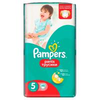 Підгузники-трусики Pampers Pants Junior 5 12-18кг 48шт.