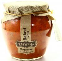 Ікра Taverna із солодкого перцю Лютеніца 580мл