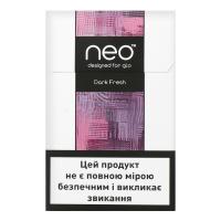 Стіки Kent Neostiks Dark Fresh для нагрівання тютюну