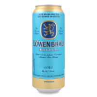 Пиво Lowenbrau Original ж/б 0,5л х24