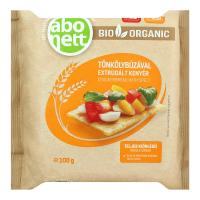 Хлібці Abonett органічні зі спельти 100г х6