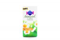 Щоденні гігієнічні прокладки Libresse Natural Care Normal, 20 шт.