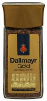 Кава Dallmayr Gold розчинна сублімована с/б 100г х6