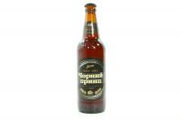 Пиво Янтар Чорний принц темне 0,5л х20