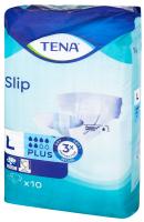 Підгузки для дорослих Tena Slip Plus Large, 10 шт.