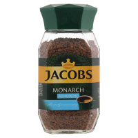 Кава Jacobs Monarch Без кофеїну розчинна 95г х12