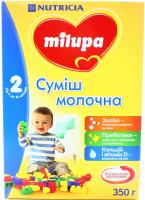 Суміш Milupa дитяча молочна 2 6-12м 350г х24