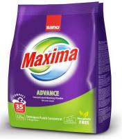 Порошок пральний Sano Maxima Advance 1,25кг